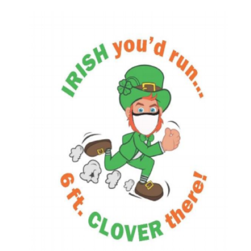 Run for the Clovers