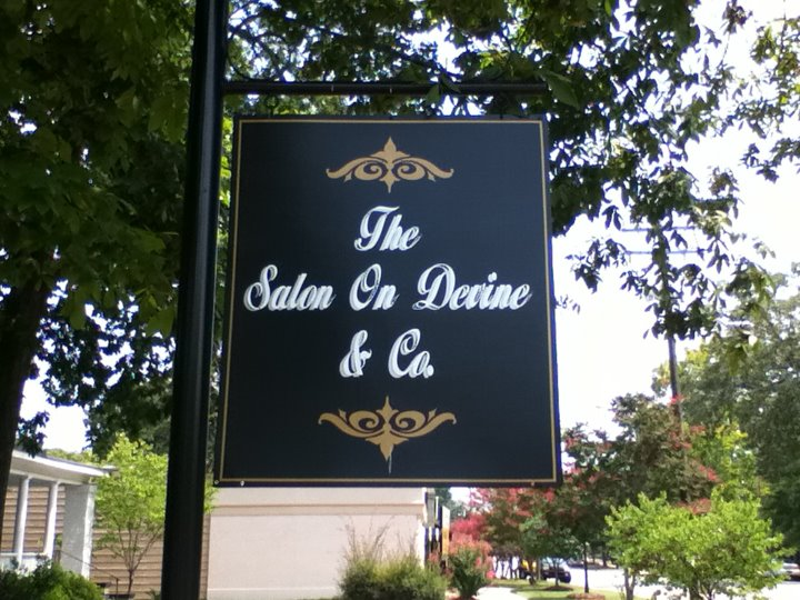 Salon on Devine.