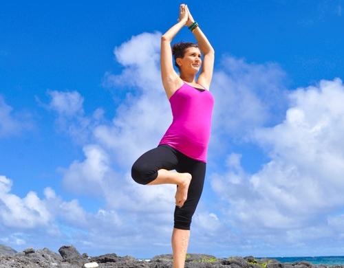 Yoga on Sunday